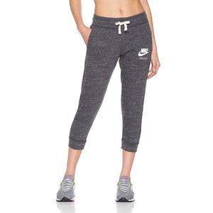 Nike Cropped Jogger Sweatpants